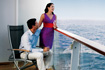 On board of Celebrity Cruises